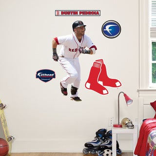 Fathead Jr. Dustin Pedroia/ Boston Red Sox Wall Decals