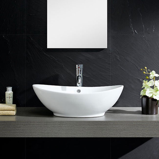 Buy Vessel Bathroom Sinks Online at Overstock | Our Best ...