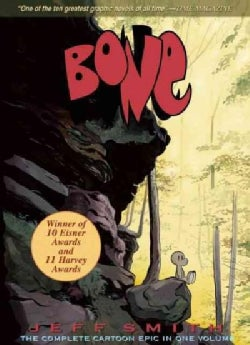 Bone: One Volume Edition (Paperback)