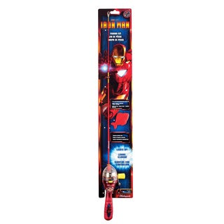 Iron Man Lighted Fishing Kit