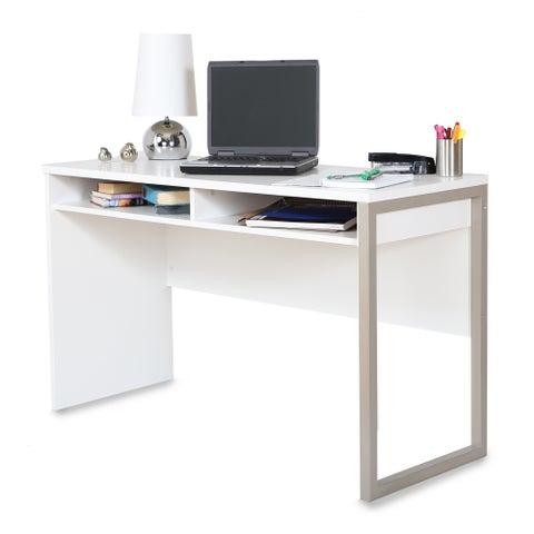 Interface White Desk