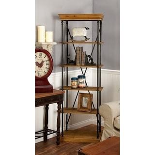 Metal/ wood Storage Shelf