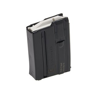 M16/ AR15 Steel 10-round 5.56x.45mm Magazine with White Follower
