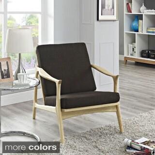Modway Pace Aluminum Armchair