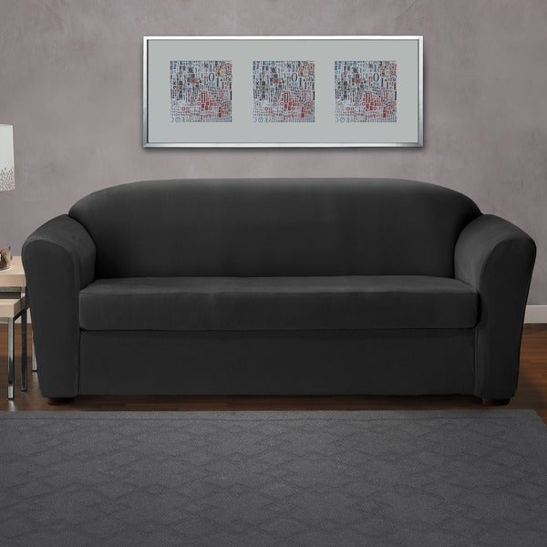 Shop Quickcover Eastwood 2 Piece Stretch Sofa Slipcover Free