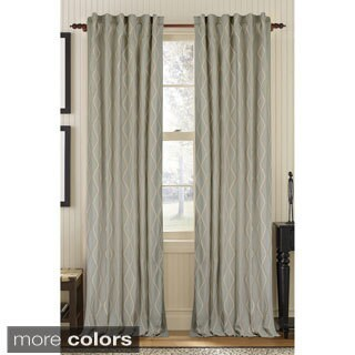 Enlace Embroidered Curtain Panel
