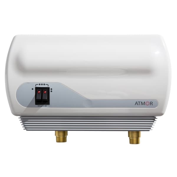 Shop Atmor At 900 04 3 8 Kw 240v Tankless Electric Instant Water Heater Free Shipping Today