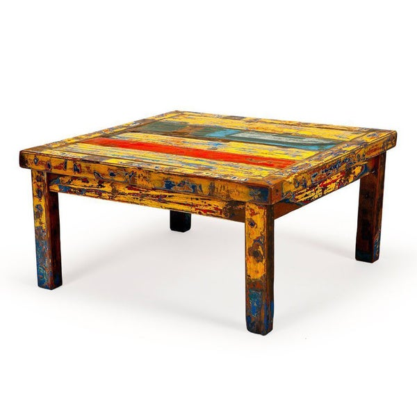 Shop Hunky Dory Reclaimed Wood Coffee Table Free