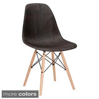 Edgemod Woven Vortex Dining Chair