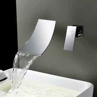 Waterfall Bathroom Faucets For Less | Overstock.com
