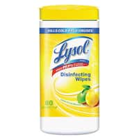 Lysol Lemon and Lime Blossom Disinfecting Wet Wipes