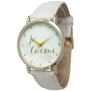 Link to Olivia Pratt Women's  Adore Sparkle Watch Similar Items in Women's Watches