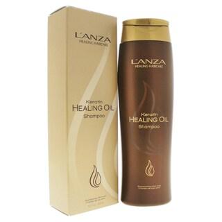 L'ANZA Keratin Healing Oil 10.1-ounce Shampoo