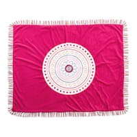 One Grace Place Sophia Lolita Pink Toddler Quilt