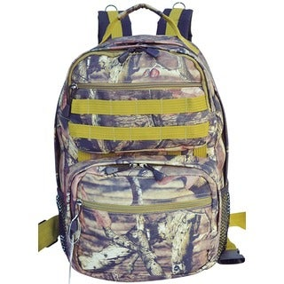 Explorer 18-inch Mossy Oak Backpack - Camouflage