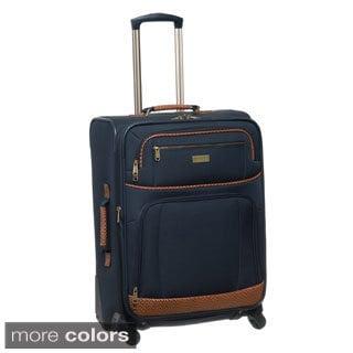 Tommy Bahama Mojtio 24-inch Medium Expandable Spinner Upright Suitcase