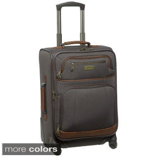 Tommy Bahama Mojito 20-inch Carry On Expandable Spinner Upright Suitcase