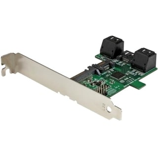 StarTech.com Port multiplier controller card - 5-port SATA to single
