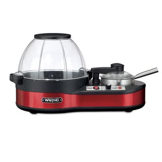 Waring Pro WPM-1000 Popcorn Maker with Melting Station
