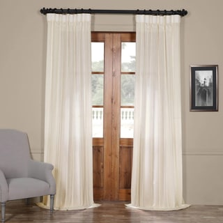 89f4e41a Buy Rayon Curtains & Drapes Sale Ends in 1 Day Online at Overstock.com |  Our Best Window Treatments Deals