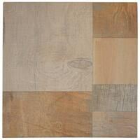 SomerTile 17.375x17.375-inch Lumber Beige Porcelain Floor and Wall Tile (8 tiles/17 sqft.)