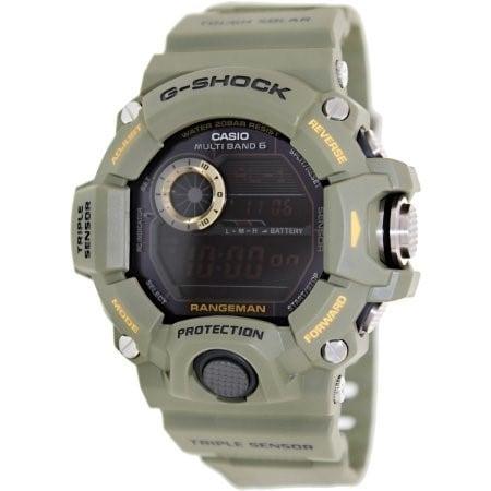 b84405e72 Shop Casio G-Shock Rangeman Men's Master of G Series Stylish Watch  (Green/One Size) - Free Shipping Today - Overstock - 9725756