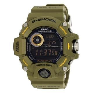 Casio G-Shock GW9400-3 Men's Digital Green Resin Watch