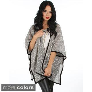 Lyss Loo Over-Sized Poncho Cardigan|https://ak1.ostkcdn.com/images/products/9726273/P16900042.jpg?impolicy=medium