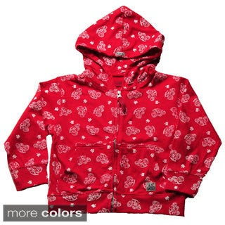 Case IH Toddler Printed Jersey Knit Hoodie