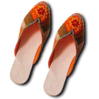 Bassetti Fong Slippers (Size 9)