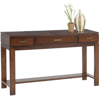 Miramar Birch Cherry Veneer Desk