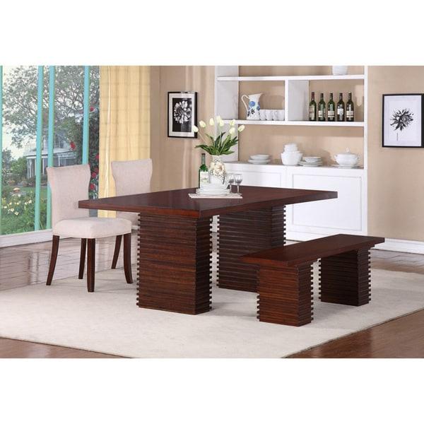 Hightower Mahogany Dining Table