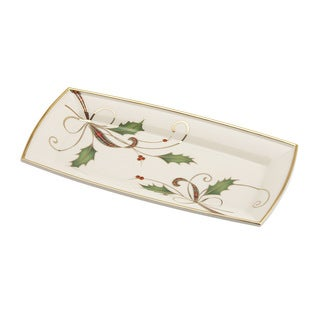 Lenox Holiday Nouveau Fingertip Tray