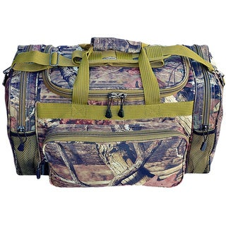 Eplorer 20-inch Mossy Oak Duffel Bag