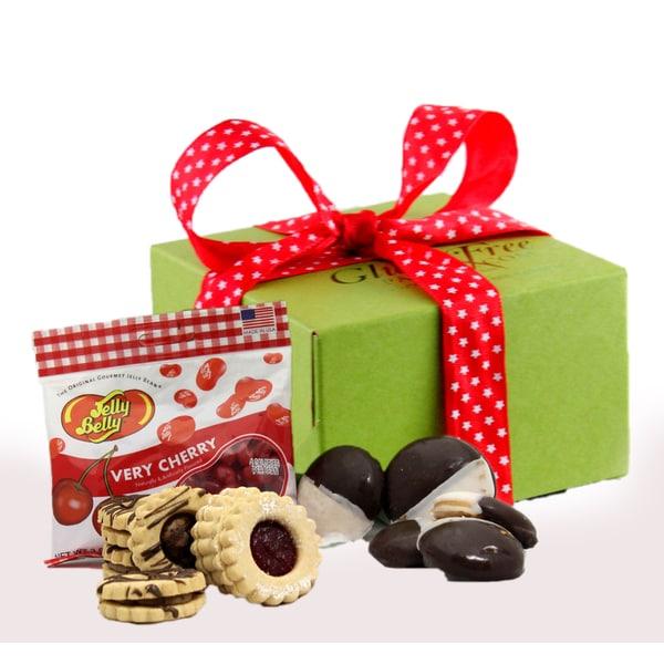 Happy new years gluten free gift box free shipping on orders over happy new years gluten free gift box negle Images