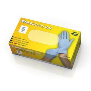 Medline MediGuard 2.0 Nitrile Exam Gloves (10 Boxes)