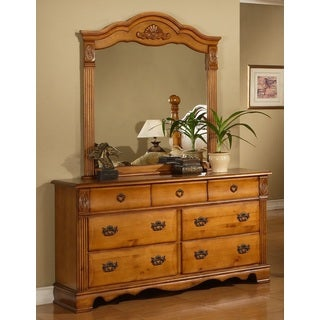Picket House Vivian 7-drawer Dresser with Optional Mirror