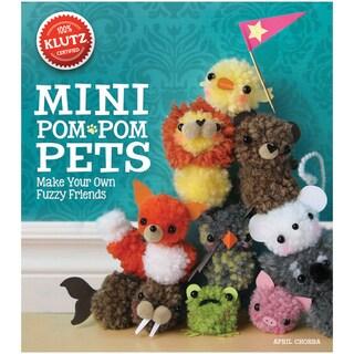Mini Pom Pom Pets Book Kit-