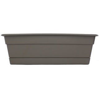 Bloem Dura Cotta Peppercorn Window Box
