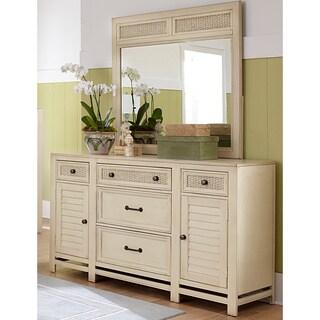 Haven Aged Ivory Dresser