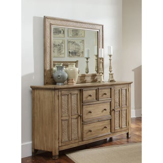 Kingston Isle Sand Door Dresser