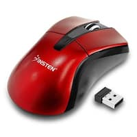 INSTEN 2.4 G Cordless Wireless Optical Mouse