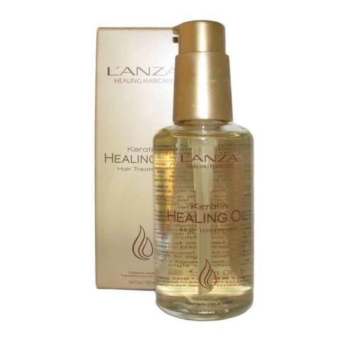 L'ANZA Healing Keratin Oil 3.4-ounce Hair Treatment
