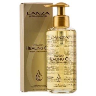 L'ANZA Healing Keratin Oil 6.2-ounce Hair Treatment