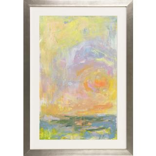 Phases of the Sun Framed Art Print