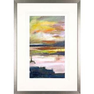 Abstract Landscapes Framed Art Print
