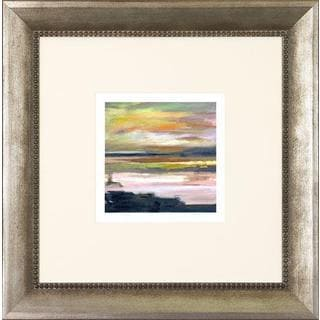Small Abstract Landscapes Framed Art Print