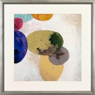 Orbe Aura Framed Art Print