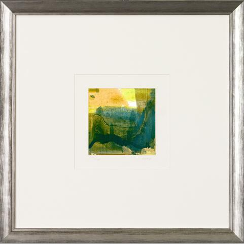 Aerial Abstract Squares Framed Art Print - Free Shipping Today ...