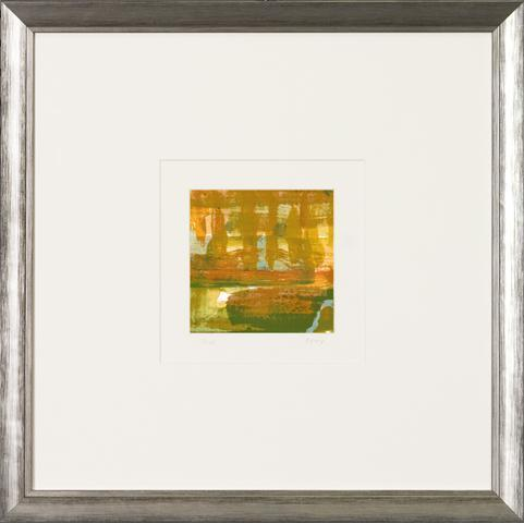 Shop Aerial Abstract Squares Framed Art Print - On Sale - Free ...